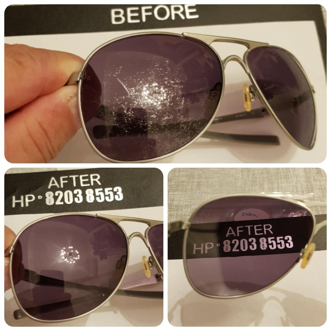 297debf87788d Oakley and all branded sunglasses repair service and restore for ...