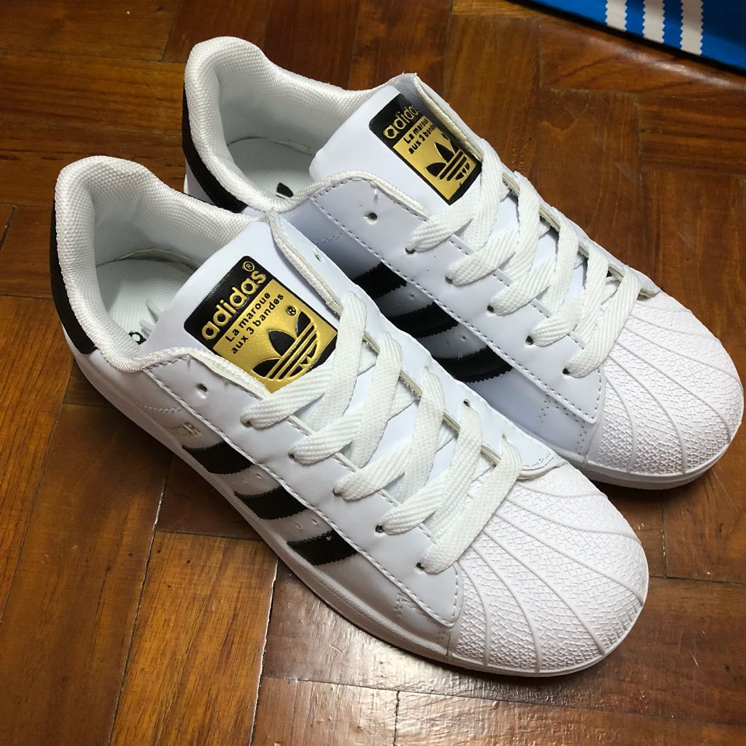 PO  Gold Label Adidas Superstar 28e3b5be1