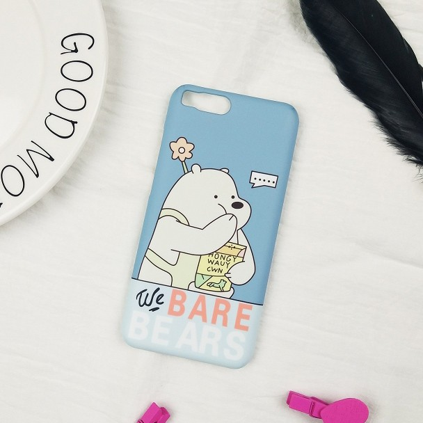 los angeles cdcfe e304a PO We Bare Bears phone Cover For Huawei, oppo, xiaomi iphone