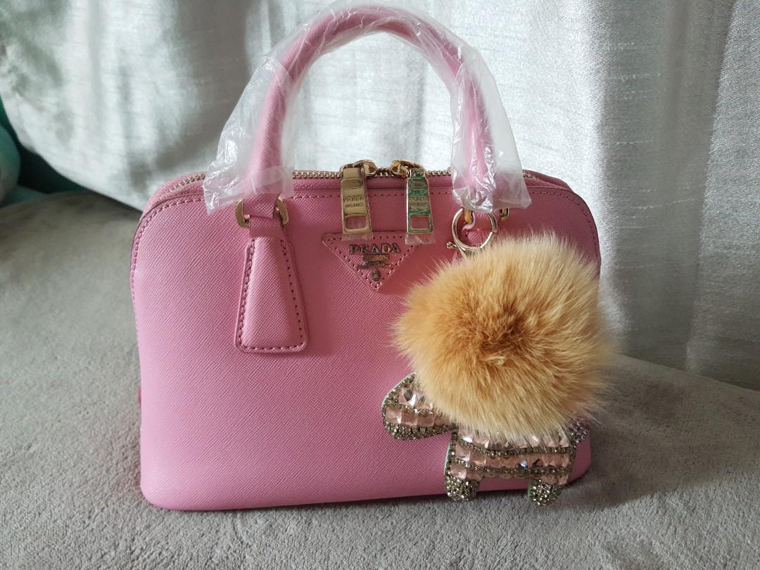 cc8cb716d05c PRADA Sling Bag (REPLICA ONLY), Women's Fashion, Bags & Wallets on ...
