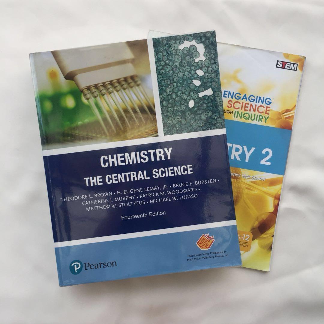 TEXT BOOK BUNDLE 2: CHEMISTRY