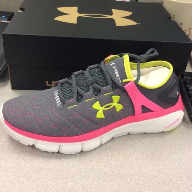 Under Armour Speedform FORTIS Vent Womens Running Shoes fe5c55df35