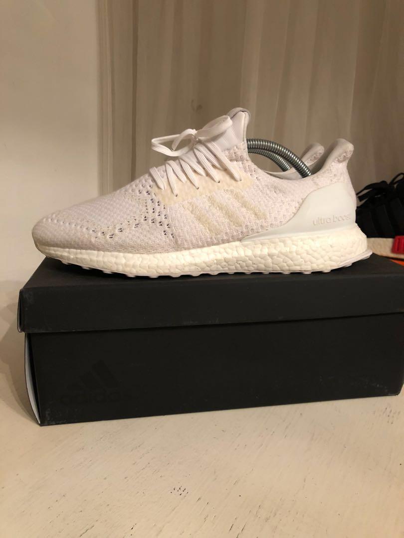 meet f407c 27e7d US 9 Adidas x Invincible x A Ma Maniere Ultra Boost White, Mens Fashion,  Footwear, Sneakers on Carousell