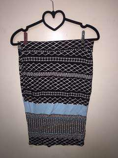 Aztec Long Skirt