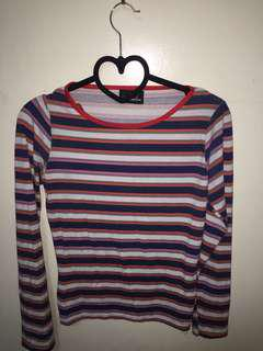 Stripes long sleeves