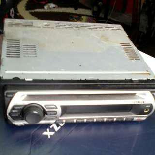 Radio kereta brand sony