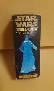 Star Wars Trilogy limited edition Ben Kenobi spirit