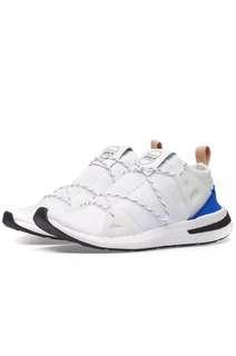 Adidas consorzio x nudo arkyn w, la moda femminile, scarpe da ginnastica