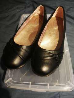 返學婆仔鞋 近全新 原味返學鞋