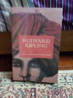Rudyard Kipling English Novel
