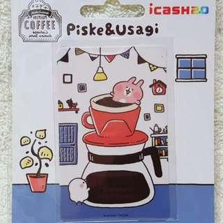 售台灣 兔兔 P助 icash2.0
