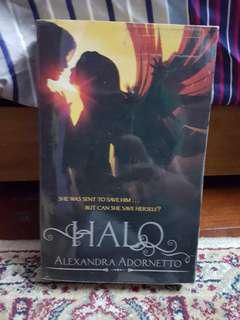 Halo English Novel