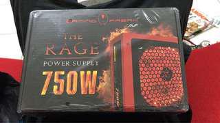 Gaming Freak THE RAGE power supply