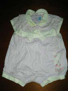 🚚 麗嬰房可愛連身衣