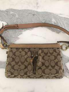 Coach Fanny pack waist pouch belt bag