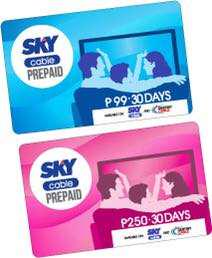 Sky cable 250