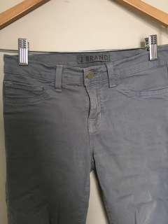 Jbrand blue skinny jeans size 24