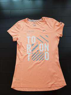 Nike Toronto Run Dri Fit Tshirt
