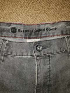 Element denim co-op Jean's