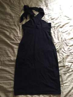 UO Black Dress
