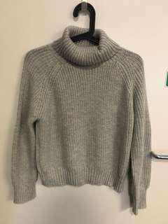 Women turtleneck sweater size s/m
