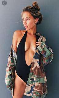 Bambi boutique bodysuit/swimsuit