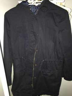 Navy Winter Coat ❄️