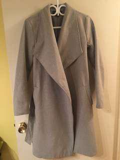 Fairweather wrap coat