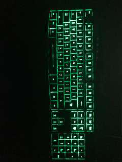 Redragon Gaming Keyboard And Mouse