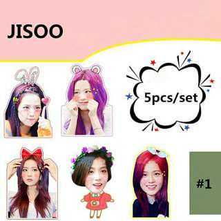Blackpink jisoo cute sticker