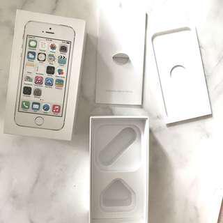 Iphone 5s Authentic Box