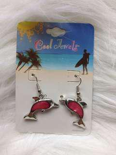 🐬dolphin earrings