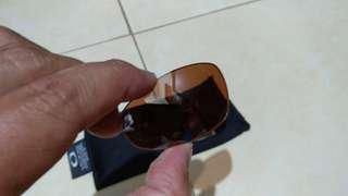 Lensa Lens Lenses Oakley Juliet VR28 Black Iridium Original