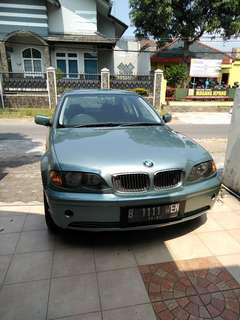 BMW 325 th 2003 metic