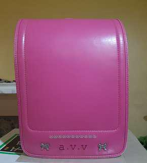 Randoseru japanese school bag