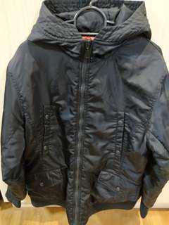 H&M winter jacket cold wear
