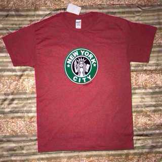 STARBUCKS - New York City Shirt from US