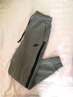 NIKE Grey Tech Fleece Pants