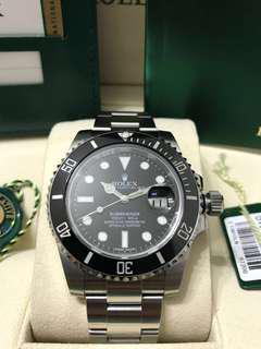Good condition Apr 18 Rolex Submariner Date 116610LN
