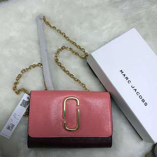 【Sale】 Marc Jacobs Woc pink