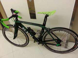 De Rosa S size complete bike
