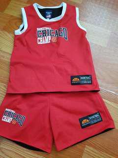 Chicago Bulls JerseySet