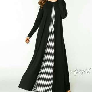(PO) S07 Dress / Long Sleeve