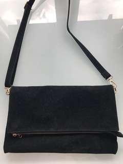 Cute black bag!