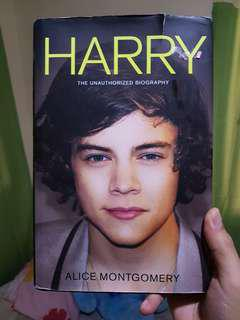 Harry of One Direction