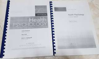 Hp1000 intro to psych books stationery textbooks tertiary on both tb for 20 hp3703 health psychology ntu required textbooks health psychology an introduction to fandeluxe Gallery
