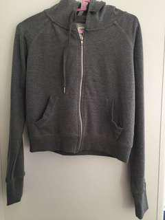 Cotton on cropped hoodie