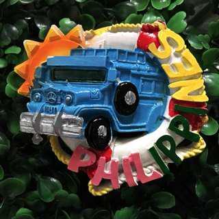Philippines souvenir ref magnet
