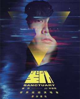 2X Lin jun jie JJLIN Sanctuary Concert 2018 junjie