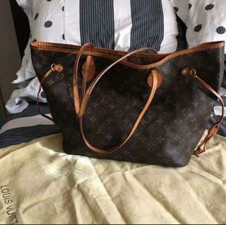 Louis Vuitton neverfull (fixed price)